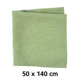 Tischläufer Linnen grün