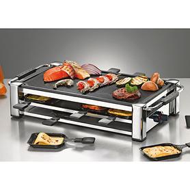 Raclette-Grill 'Fashion' für 8 Personen   Küche und Esszimmer > Küchengeräte > Raclette   Schwarz