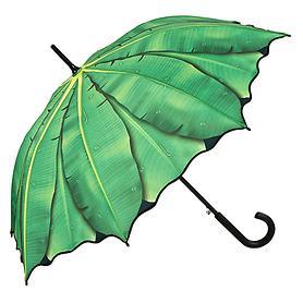 Schirm Bananenblatt
