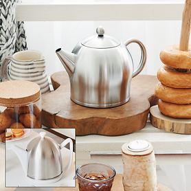 Design-Teekanne Santhee doppelt isoliert