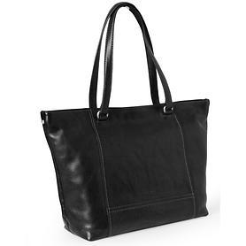 Shopper Lugano schwarz