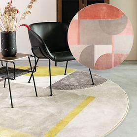 Teppich-Serie Design