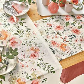 Tischdecke Roseanne 250x150
