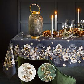 Tischwäsche Christmas Elegance
