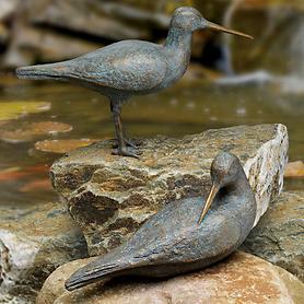 Skulpturen Wasserläufer