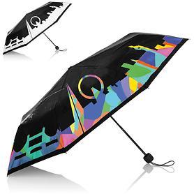 Image of Farbwechsel-Regenschirm 'London'