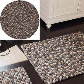 Design-Filz-Teppich Néla