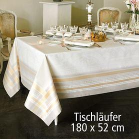 Tischläufer Galerie 180x52