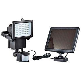 LED-Solar-Strahler mit Bewegungsmelder