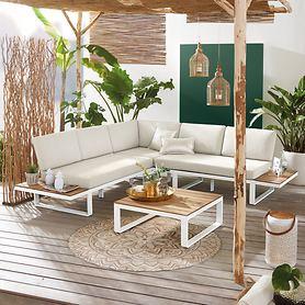 Lounge-Set Mila 2-tlg.
