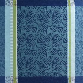 Tischdecke Marisol 100x100cm blau