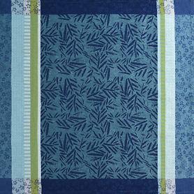 Tischdecke Marisol 150x150cm blau