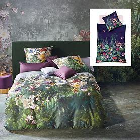 Bettwäsche Fantasy & Flowers mit Blumenmotiv