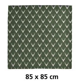 Tischdecke Cornagrün