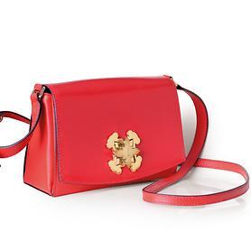 Handtasche Louise rot 20cm