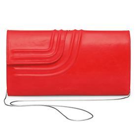Abendtasche Tango Clutch rot