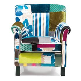 Sessel Patchwork