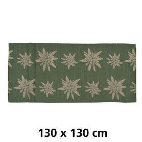 Tischdecke Alpina grün