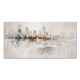 Bild Blurred Skyline