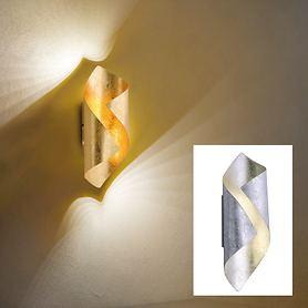 LED-Wandlampe Nevis