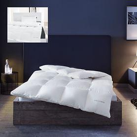 Daunen-Bettdecken und -kissen Black Forest