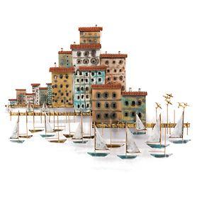 wandskulptur-portofino-