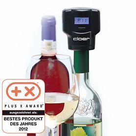 Vakuum-Weinflaschenverschluss