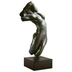 Skulptur 'Torso der Adèle' Bronze