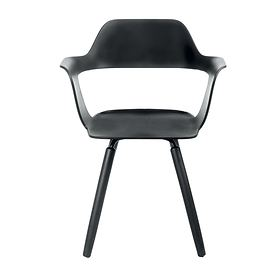 design-stuhl-muse-schwarz