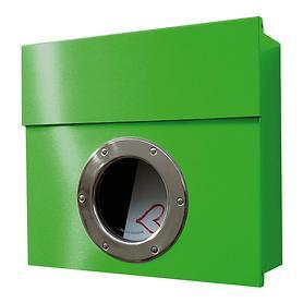 Briefkasten Letterman grün