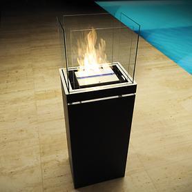 Feuerstelle High Flame schwarz