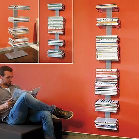 Zeitschriftenregal Booksbaum Magazin