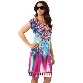 Kleid Batik Gr. 38