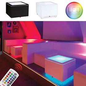 LED-Beistelltisch Pro Accu