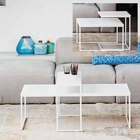 Couch- und Beistelltische Flat