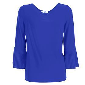 Shirt Cherise blau, Gr.38