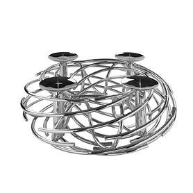 Dekokranz/Leuchter Corona 4-flammig, D 60 cm