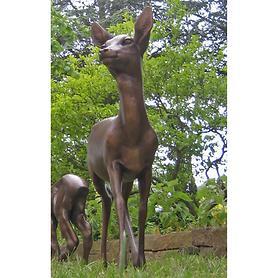 skulptur-reh-ricke-von-helmut-diller