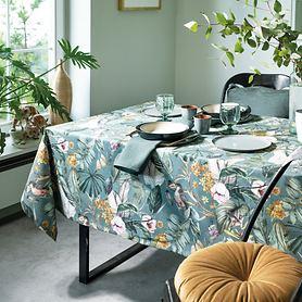 Tischdecke Delice 130x130