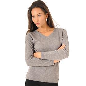 Pullover Lohara dark natural Gr. M