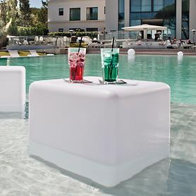 Leuchtsitzwürfel Big Cube