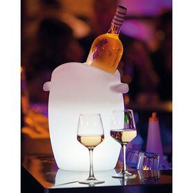 Leucht-Flaschenkühler Fresh