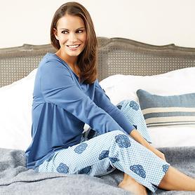 Pyjama-Shirt Chateau Gr. 36