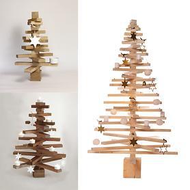 Deko-Bäume Bau(M)satz