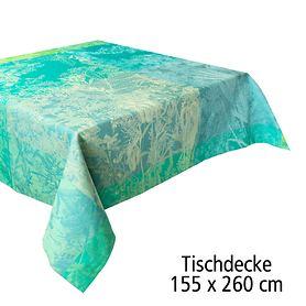 Tischdecke 155 x 260 cm Serie Esprit jardin prairie