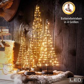Santa's LED-Tree