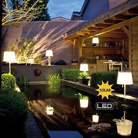 Solar-Leuchten Checkmate