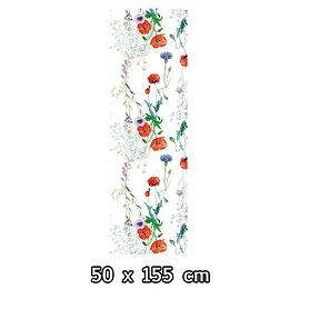 Tischläufer Mille coquelicots  50x155cm
