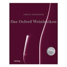 Das Oxfort Weinlexikon