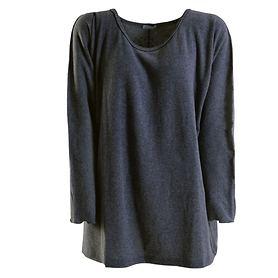 Big Shirt Annabell d-grau Gr. 36